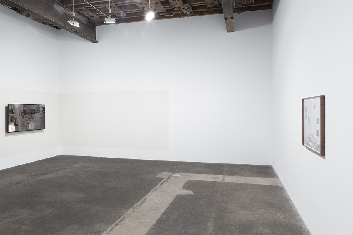 Prescribe the Symptom, installation view.