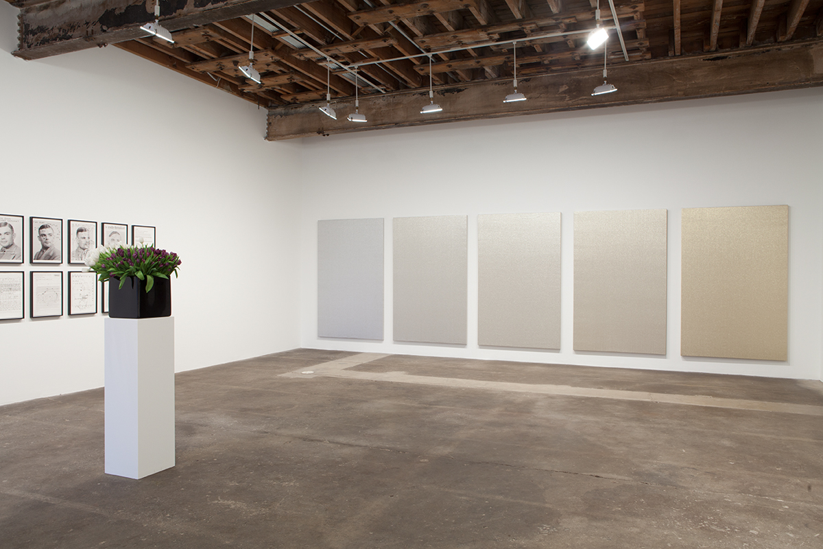 Plaisance, installation view.