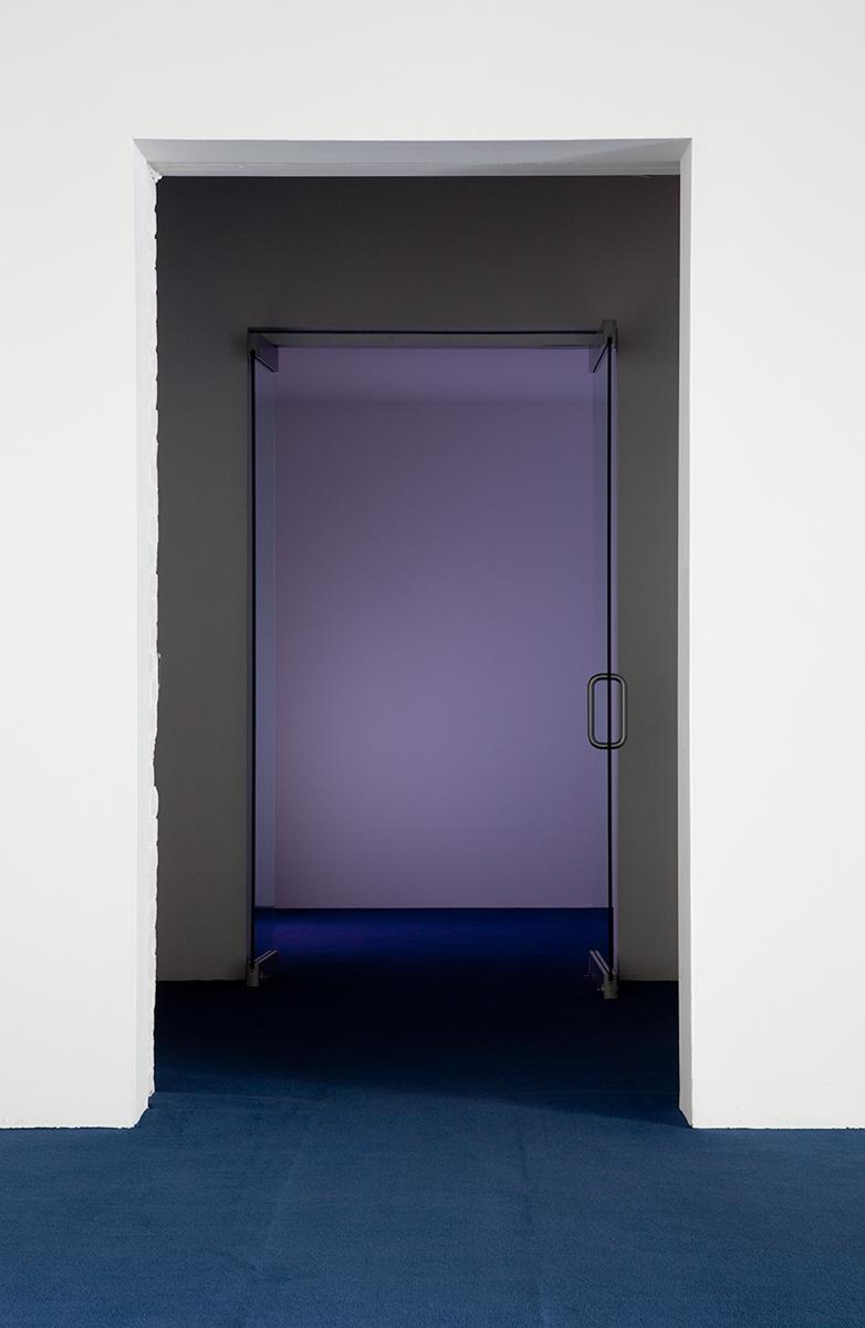 Jordan Wolfson, installation view.