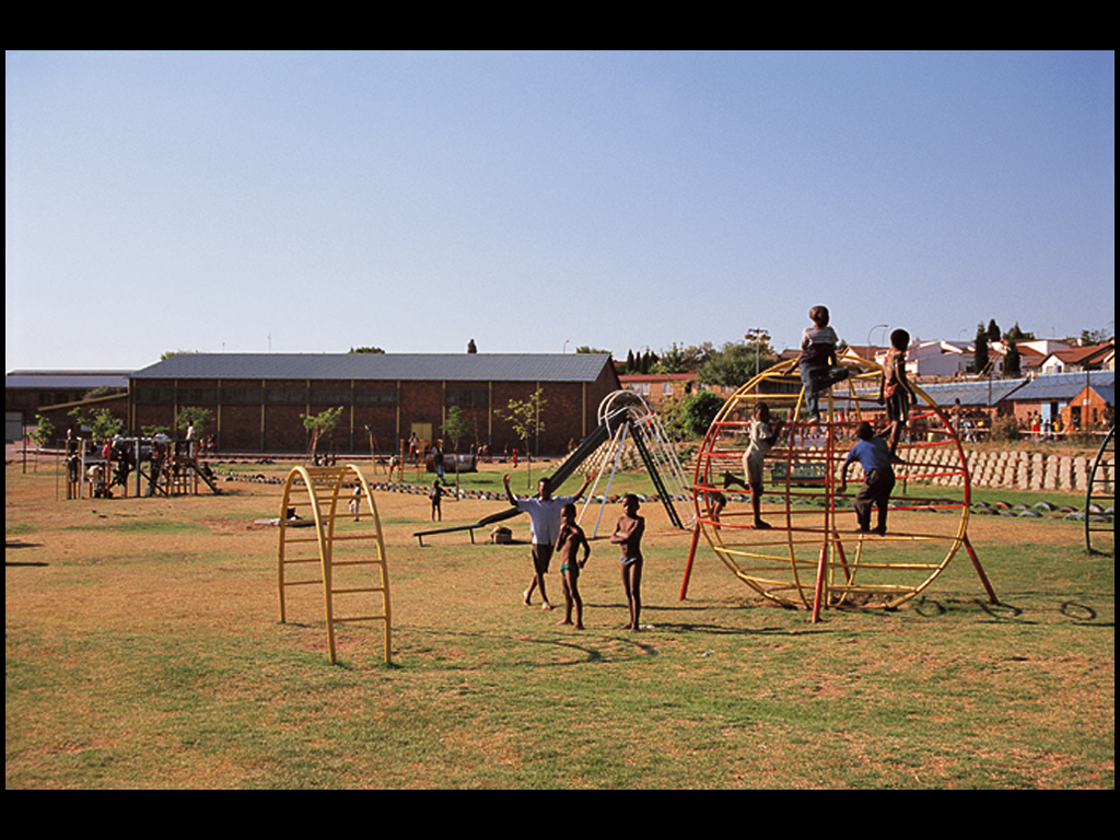Playgrounds, installation view.