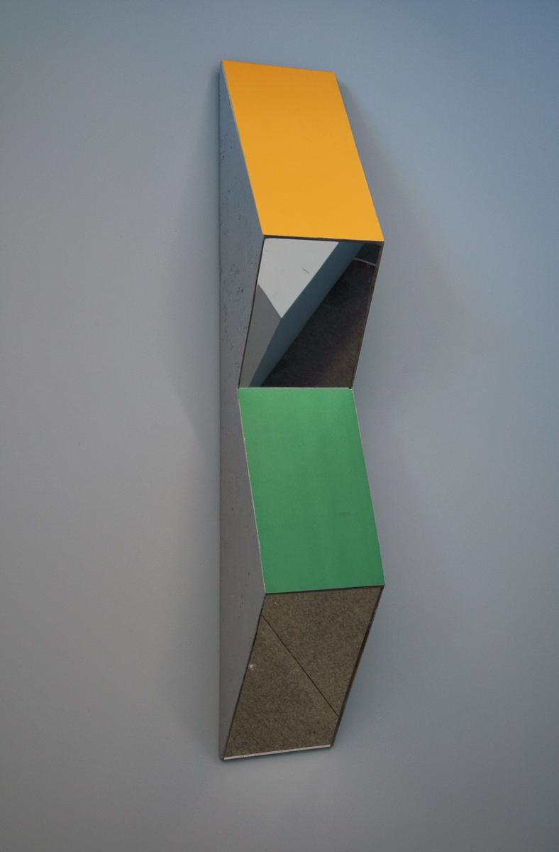 Moon Museum: Scene 52 (Shots 1-10), installation view.