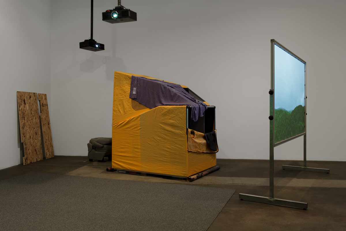 Signs and Wonders, installation view.