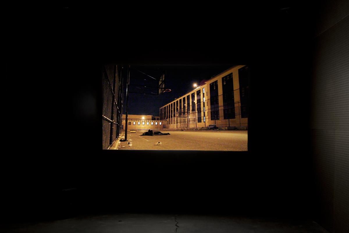 Ditch Plains, 2013. HDV. 30 minutes.