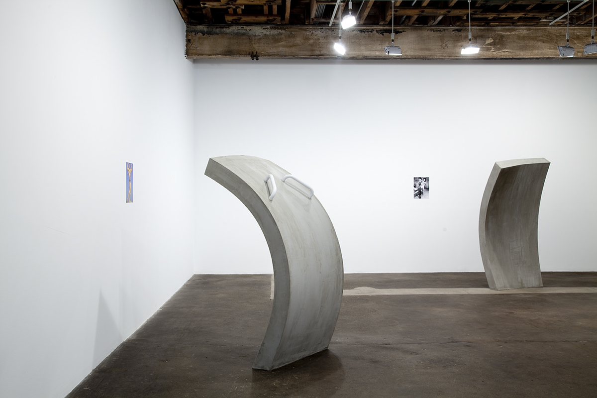 The New Boring, installation view