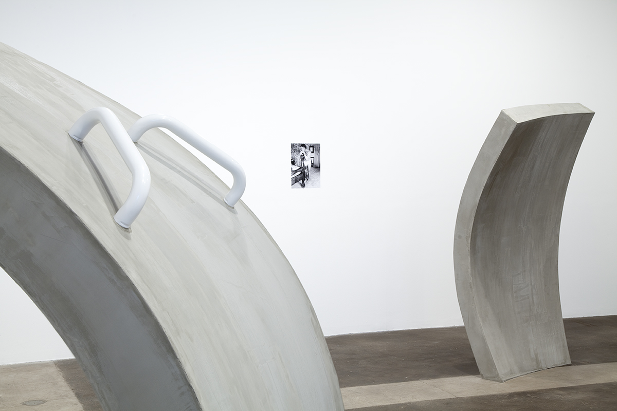 The New Boring, installation view.