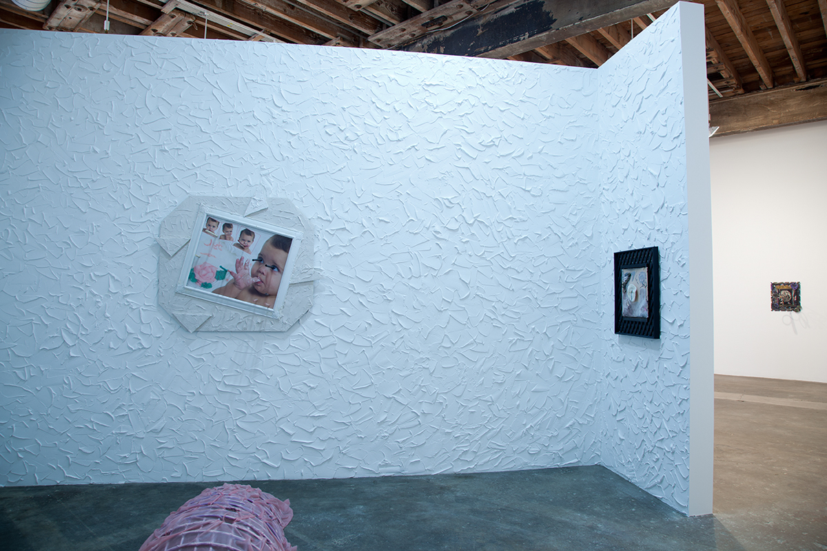 MOUTHBREATHER, installation view.