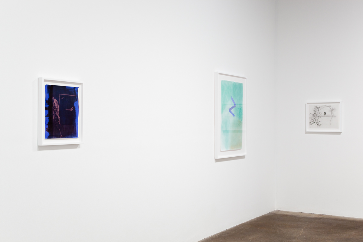 Perforations, installation view.