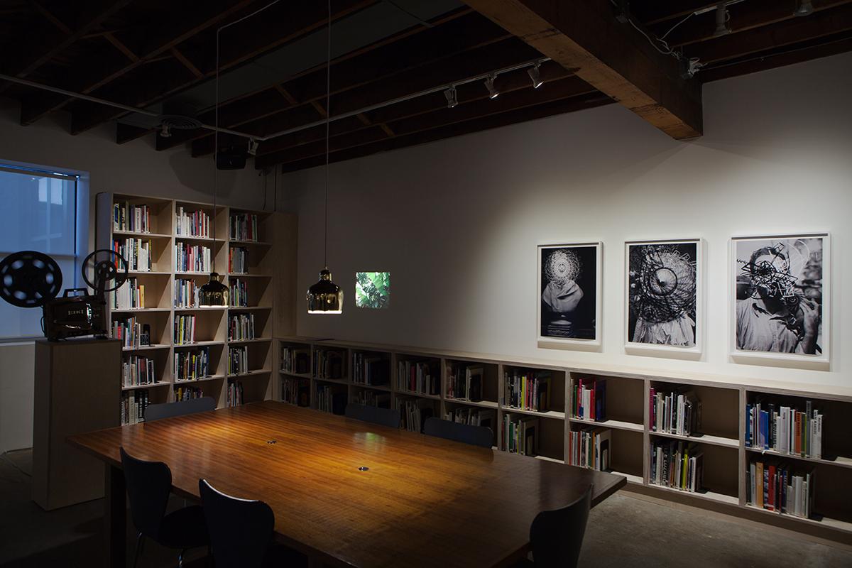 Plaisance, installation view. Left: Tamara Henderson. Right: Gareth James.
