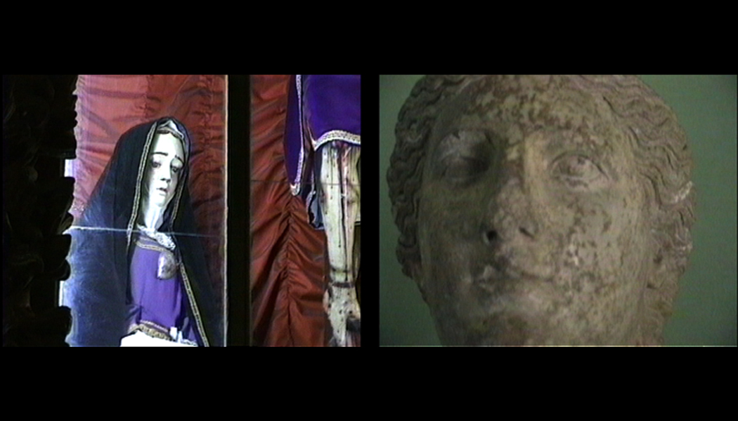 Michel Auder, video still from the Artists Select Series.