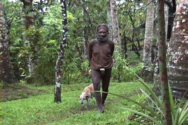 The Vanuatu Chronicles, video still, 1998. Video. 277 minutes.
