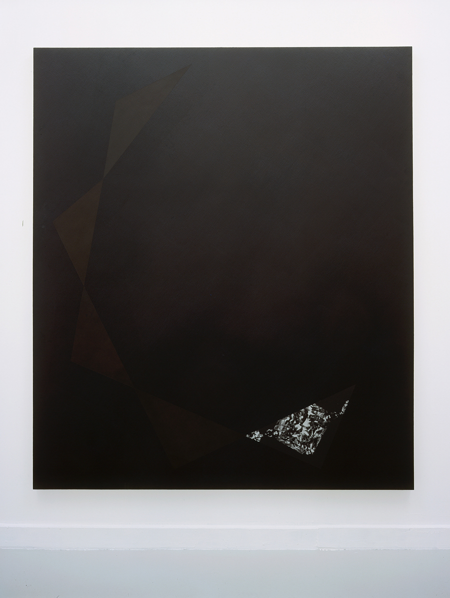 Kim Fisher, Carbon, 7, 2001-2002. Oil on linen. Courtesy China Art Objects.