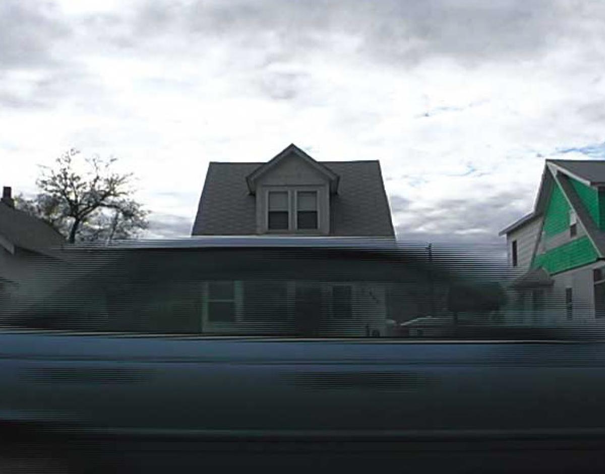 Omer Fast, Glendive Foley (video still), 2000. DVD.